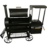 Syntrox Germany Smoker S-2 Lok de Luxe Barbecue BBQ Grill