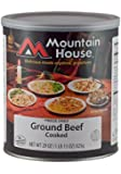 Mountain House Ground Beef, Cooked