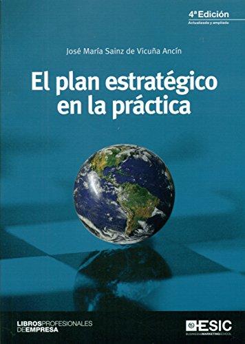 EL PLAN ESTRATEGICO EN LA PRACTICA  descarga pdf epub mobi fb2