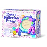 Make a Ballerina Photo Frameby Great Gizmos