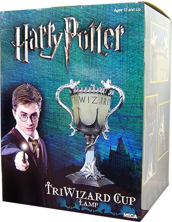 Harry Potter NECA TriWizard Cup Lamp