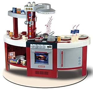 Miele theo klein kitchen set gourmet for Kitchen set toys amazon