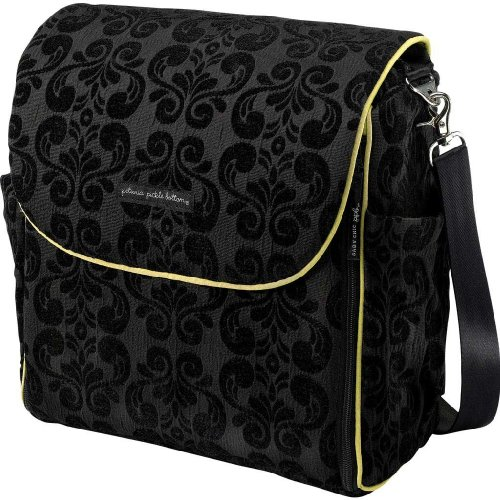 petunia pickle bottom boxy backpack diaper bag black currant diaper bags babies. Black Bedroom Furniture Sets. Home Design Ideas