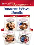 img - for Innocent Wives Bundle: Powerful Greek, Unworldly Wife\Ruthlessly Bedded, Forcibly Wedded\Blackmailed Bride, Inexperienced Wife\The British Billionaire's Innocent Bride book / textbook / text book