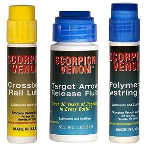 Scorpion Venom Crossbow Care Kit by Scorpion