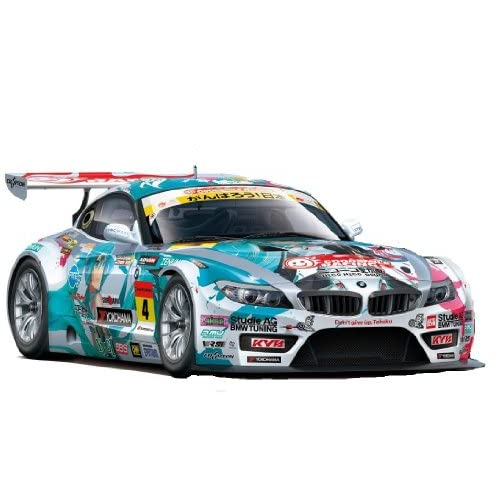 Bmw Z4 Gt3 Price: Hatsune Miku Good Smile BMW Rd3 Sepang Fujimi Racing BMW
