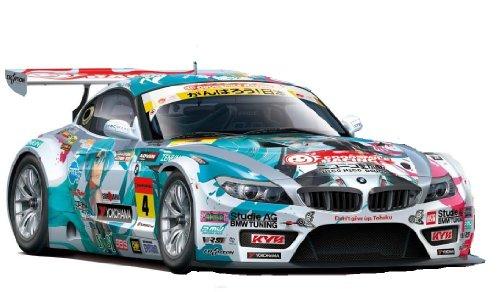 1/24 初音ミク グットスマイル BMW Z4 GT3