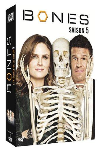 Bones - Saison 5 [Complete]