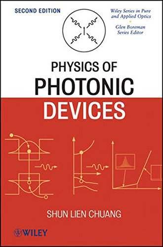 Physics of Photonic Devices, by Shun Lien Chuang