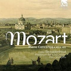 Mozart: Piano Concertos K.453 & 482