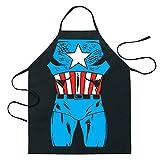 Marvel Captain America Hero Apron