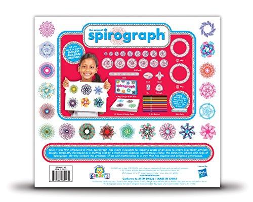 Kahootz Spirograph The Original Spirograph