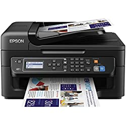 Epson WorkForce WF-2630WF Stampante Inkjet, 4-in-1 con Wi-Fi, Multicolore