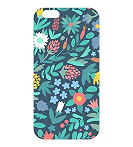 Happoz Apple Iphone 6 / 6s Cases Back Cover Mobile Pouches Patterns Floral Flowers Premium Printed Designer Cartoon Girl 3D Funky Shell Hard Plastic Graphic Armour Fancy Slim Graffiti Imported Cute Colurful Stylish Boys Z067