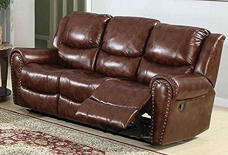 Sheldon-Sofa_Sheldon Dual Reclining Sofa with Drop Down Table