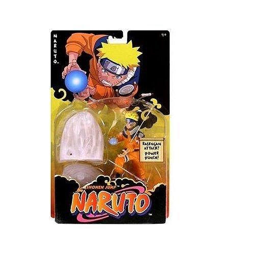 Deluxe Naruto (Rasengan Attack) Action Figure