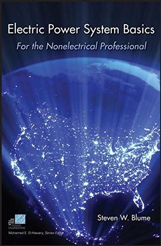 Electric Power System Basics for the Nonelectrical Professional (Power Engineering compare prices)