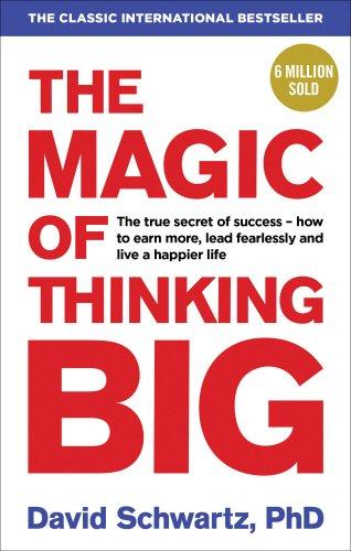 The Magic Of Thinking Big (Vermilion)