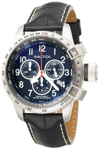 Nautica Men's BFC Chronograph Watch #N22503