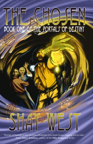 The Chosen by Shay West ebook deal