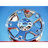 Ford F-150: Set of 4 genuine factory 18inch chrome wheels