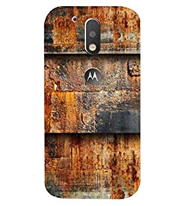 Mental Mind 3D Printed Plastic Back Cover For Motorola 3DMOTOG4-G8209