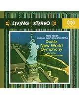 """Dvorák : Symphonie n° 9 """"Du Nouveau Monde"""" ; Ouverture de Carnaval / Smetana : Ouverture de """"La Fiancée vendue"""" etc"""