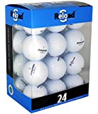 Reload Recycled Golf Balls (24-Pack) of Bridgestone Golf Balls