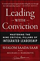Leading with Conviction Front Cover