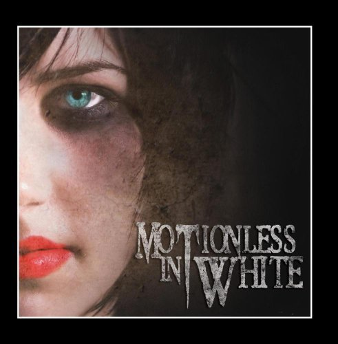 The Whorror by Motionless in White [Music CD]