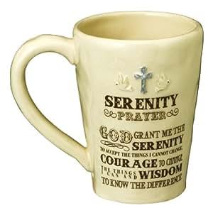 Grasslands road serenity prayer stoneware mug for Grasslands road mugs