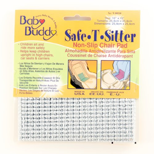 Baby Buddy Child Safe-T-Sitter, Blue