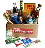 Ostpaket Deluxe Ostprodukte Lebensmittel Spezialitäten