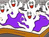 Five Little Spooky Ghosts