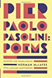 Poems (0374524696) by Pasolini, Pier Paolo