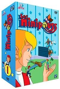Les Minipouss - Partie 1 - Coffret 4 DVD - VF