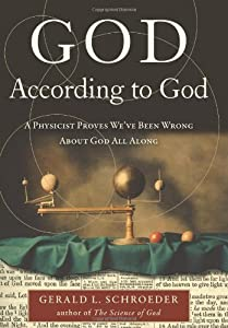 Cover of &quot;God According to God: A Physici...