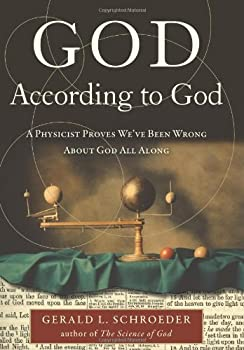 """Cover of """"God According to God: A Physici..."""