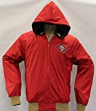 "San Francisco 49ers NFL G-III ""Tradition"" Reversible Full Zip Sweatshirt Jacket"
