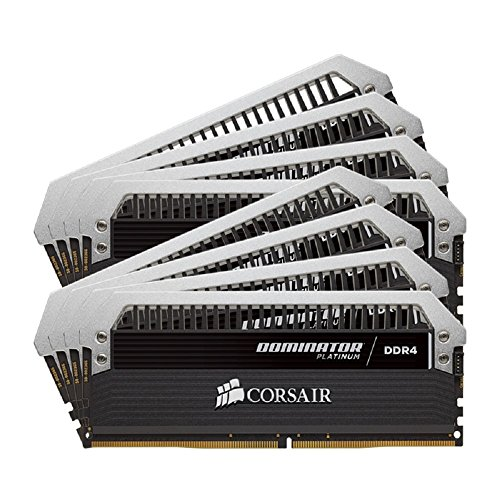 CORSAIR Dominator Platinum 64GB  288-Pin DDR4 SDRAM DDR4 240