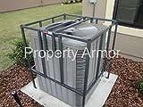 Air Conditioner Security Cage- Adjustable
