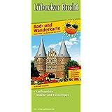 Rad- und Wanderkarte Lübecker Bucht: Mit Ausflugszielen, Einkehr- & Freizeittipps, wetterfest, reißfest, abwischbar, GPS-genau. 1:50000