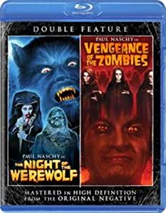 Night of the Werewof/Vengeance of the Zombie [Blu-ray] [US Import]