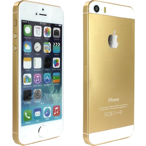 Apple Iphone 5S Non-Working 1:1 Scale Dummy Display Gold