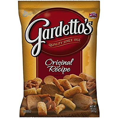 Gardetto's Snack Mix Bag, Original Recipe, 14.5 oz by General Mills