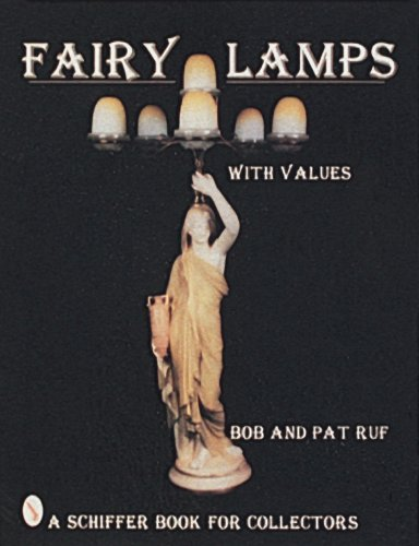 Fairy Lamps: Elegance in Candle Lighting (A Schiffer Book for Collectors)