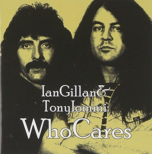 Ian Gillan & Tony Iommi: WhoCares