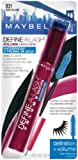 Maybelline Define-A-Lash Waterproof Mascara 1 ea(Color: Very Black 831)