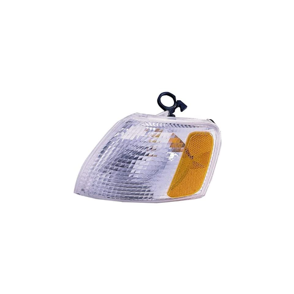 Depo 341 1503L AS CY Volkswagen Passat Driver Side Replacement Parking/Signal Light Assembly
