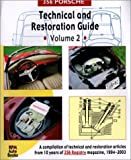 img - for 356 Porsche Technical and Restoration Guide, Vol. 2 by 356 Registry Editors (2004-04-02) book / textbook / text book